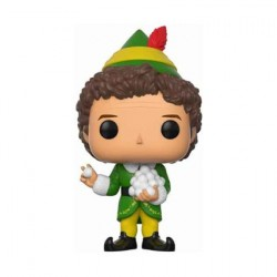 Pop! Elf Buddy with Snowballs Limited Edition