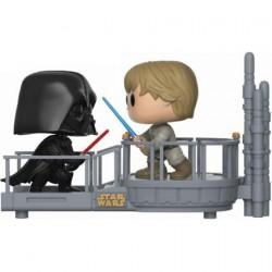 Figurine Pop! Star Wars Moments Darth Vader et Luke Edition Limitée Funko Boutique en Ligne Suisse