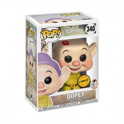Figur Pop! Disney Snow White Dopey Chase Limited Edition Funko Online Shop Switzerland