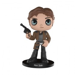 Funko Star Wars Han Solo Movie Wacky Wobbler