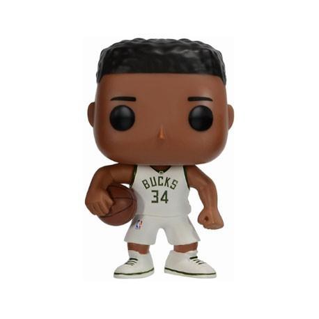 Giannis Antetokounmpo Funko POP NBA Figur