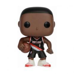 Figurine Pop! Basketball NBA Damian Lillard (Rare) Funko Boutique en Ligne Suisse