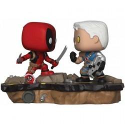 Figurine Pop! Marvel Movie Moments Deadpool vs Cable Funko Boutique en Ligne Suisse