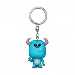 Figur Pop! Pocket Keychains Disney Monster's Inc Sulley Funko Online Shop Switzerland