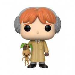 Pop! Harry Potter Ron Herbology