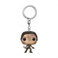 Figur Pop! Pocket Keychains Tomb Raider Lara Croft Funko Online Shop Switzerland