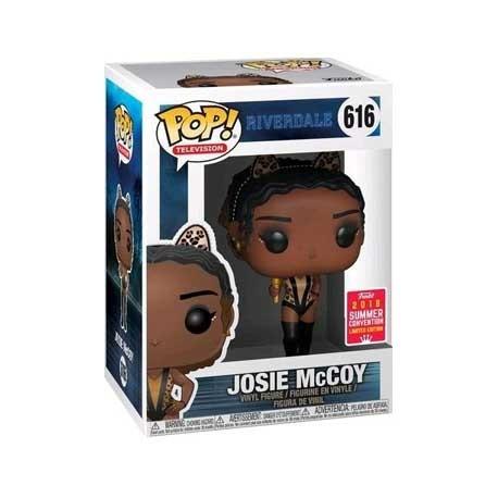 Figur Pop! SDCC 2018 Riverdal Josie McCoy Limited Edition Funko Online Shop Switzerland