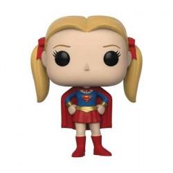 Figurine Pop! Friends Phoebe as Supergirl (Rare) Funko Boutique en Ligne Suisse