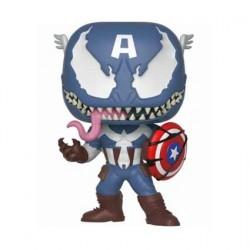Figur Pop! Marvel Venom Venomized Captain America (Vaulted) Funko Online Shop Switzerland