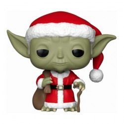 Figur Pop! Star Wars Holiday Santa Yoda Funko Online Shop Switzerland