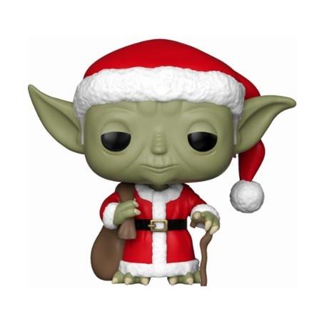 Figur Pop! Star Wars Holiday Santa Yoda Funko Online Shop Switzerland