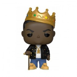 Figur Pop! Music Notorious B.I.G. with Crown (Rare) Funko Online Shop Switzerland