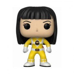 Figur Pop! TV Power Rangers Yellow Ranger Trini without Helmet Funko Online Shop Switzerland