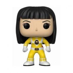Figur Pop! TV Power Rangers Yellow Ranger without Helmet Funko Online Shop Switzerland