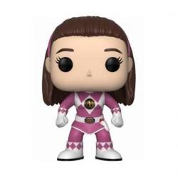 Figurine Pop! TV Power Rangers Pink Ranger Kimberly sans Casque Funko Boutique en Ligne Suisse