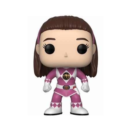 Figur Pop! TV Power Rangers Pink Ranger Kimberly without Helmet Funko Online Shop Switzerland