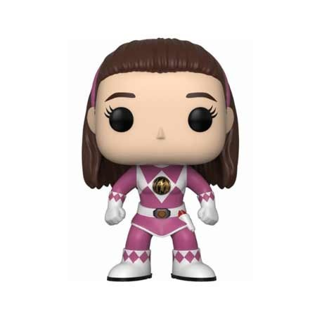Figur Pop! TV Power Rangers Pink Ranger without Helmet Funko Online Shop Switzerland