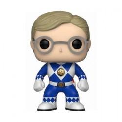 Figurine Pop! TV Power Rangers Blue Ranger Billy sans Casque Funko Boutique en Ligne Suisse