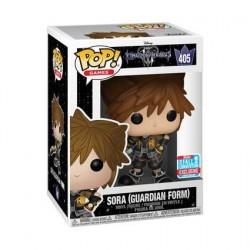 Figurine Pop! NYCC 2018 Kingdom Hearts Sora in Guardian Form Edition Limitée Funko Boutique en Ligne Suisse