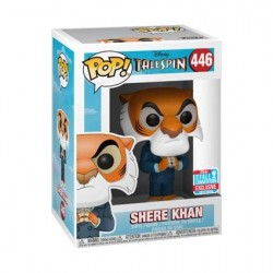 Figurine Pop! NYCC 2018 Disney TaleSpin Shere Khan Limited Edition Funko Boutique en Ligne Suisse