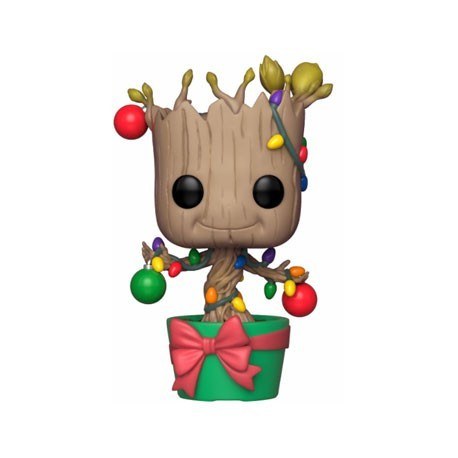 Figur Pop! Marvel Holiday Groot with Lights and Ornaments Funko Online Shop Switzerland