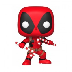 Figur Pop! Marvel Holiday Deadpool with Candy Canes Funko Online Shop Switzerland