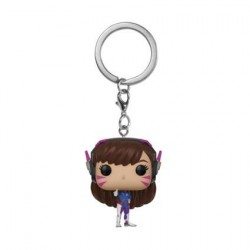 Figur Pop! Pocket Keychains Overwatch D.Va Funko Online Shop Switzerland