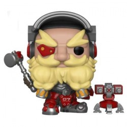 Figur Pop! Overwatch Torbjörn Funko Online Shop Switzerland
