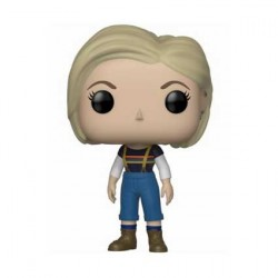 Figurine Pop! Doctor Who 13th Doctor without Coat (Rare) Funko Boutique en Ligne Suisse