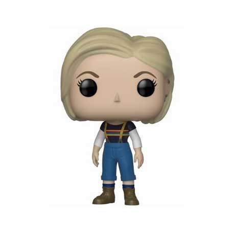 Figur Pop! Doctor Who 13th Doctor without Coat (Rare) Funko Online Shop Switzerland
