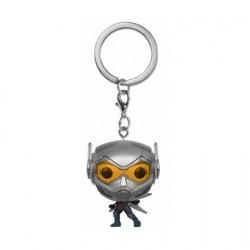 Figurine Pop! Pocket Porte-clés Marvel Ant-Man and The Wasp - The Wasp Funko Boutique en Ligne Suisse