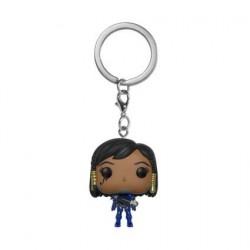 Figurine Pop! Pocket Porte-clés Overwatch Pharah Funko Boutique en Ligne Suisse