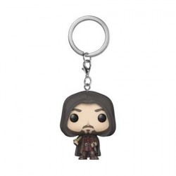Figur Pop! Pocket Keychains Lord of the Rings Aragorn Funko Online Shop Switzerland