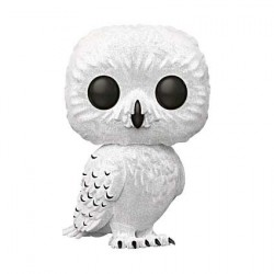 Figurine Pop! Harry Potter Hedwig Flocked Limited Edition Funko Boutique en Ligne Suisse