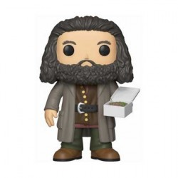 Figur Pop! 15 cm Harry Potter Rubeus Hagrid with Cake Funko Online Shop Switzerland