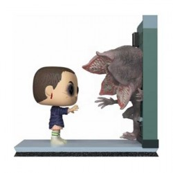 Figur Pop! TV Stranger Things Movie Moments Eleven and Demogorgon (Vaulted) Funko Online Shop Switzerland
