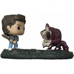 Figurine Pop! TV Stranger Things Movie Moments Steve vs Demodog (Rare) Funko Boutique en Ligne Suisse