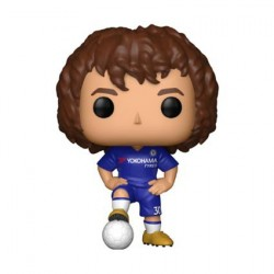 Figur Pop! Football Premier League Chelsea David Luiz (Rare) Funko Online Shop Switzerland