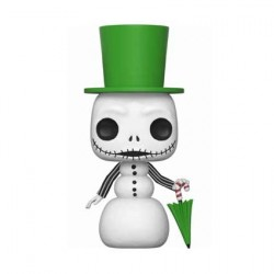 Figur Pop! Disney Nightmare before Christmas Snowman Jack Funko Online Shop Switzerland