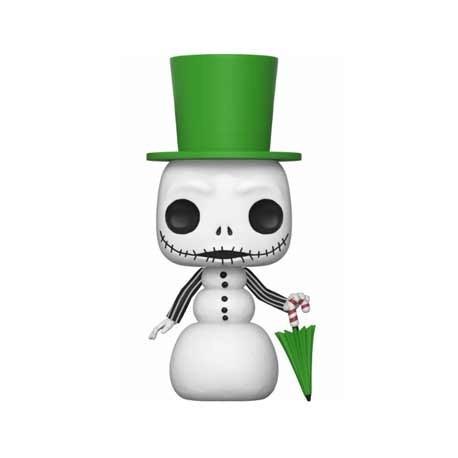 Figur Pop! Disney Nightmare before Christmas Snowman Jack Funko Online Shop Switzerland