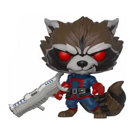 Figur Pop! Marvel Guardians of the Galaxy Classic Rocket Raccoon Limited Edition Funko Online Shop Switzerland