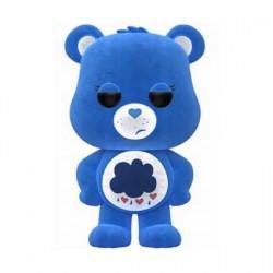 Figurine Pop! Care Bears Flocked Grumpy Bear Limited Edition Funko Boutique en Ligne Suisse