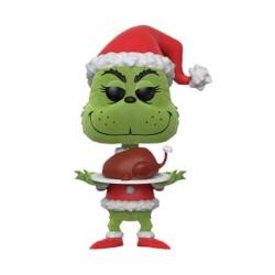 Figurine Pop! The Grinch with Turkey Flocked Limited Edition Funko Boutique en Ligne Suisse