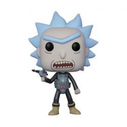 Figurine Pop! Rick et Morty Prison Escape Rick (Rare) Funko Boutique en Ligne Suisse