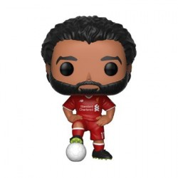 Figur Pop! Football Premier League Liverpool Mohamed Salah Funko Online Shop Switzerland