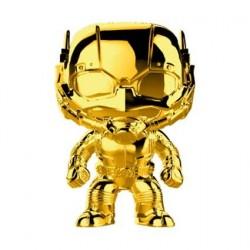 Figurine Pop! Marvel Studios 10 Anniversary Ant-Man Chrome Edition Limitée Funko Boutique en Ligne Suisse
