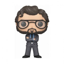 Figur Pop! La Casa de Papel (Money Heist) The Professor (Vaulted) Funko Online Shop Switzerland