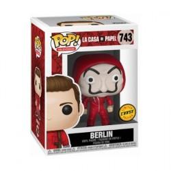 Figurine Pop! La Casa de Papel Berlin avec Dali Mask Chase Edition Limitée Funko Boutique en Ligne Suisse
