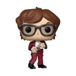 Figurine Pop! Austin Powers Austin in Red Suit Edition Limitée Funko Boutique en Ligne Suisse