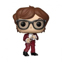 Figur Pop! Austin Powers Austin in Red Suit Limited Edition Funko Online Shop Switzerland